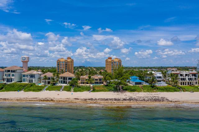 3594 S Ocean Boulevard #102, Highland Beach, FL 33487 (#RX-10543632) :: Ryan Jennings Group