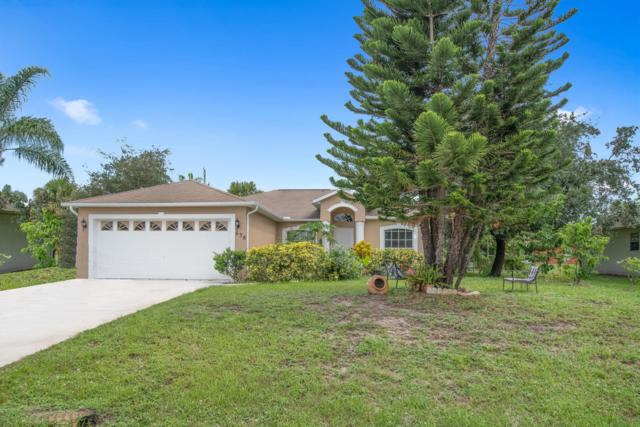 638 SW Mchole Avenue, Port Saint Lucie, FL 34953 (#RX-10543650) :: Ryan Jennings Group