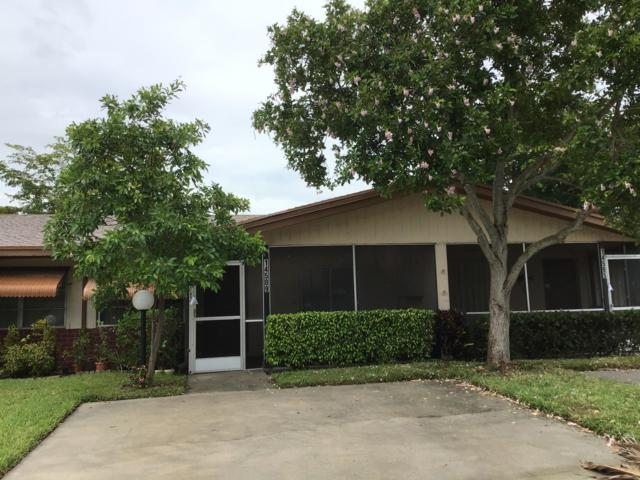 14589 Candy Way, Delray Beach, FL 33484 (MLS #RX-10543895) :: Berkshire Hathaway HomeServices EWM Realty