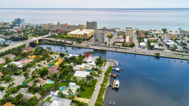 707 N Southlake Drive, Hollywood, FL 33019 (MLS #RX-10543929) :: Castelli Real Estate Services