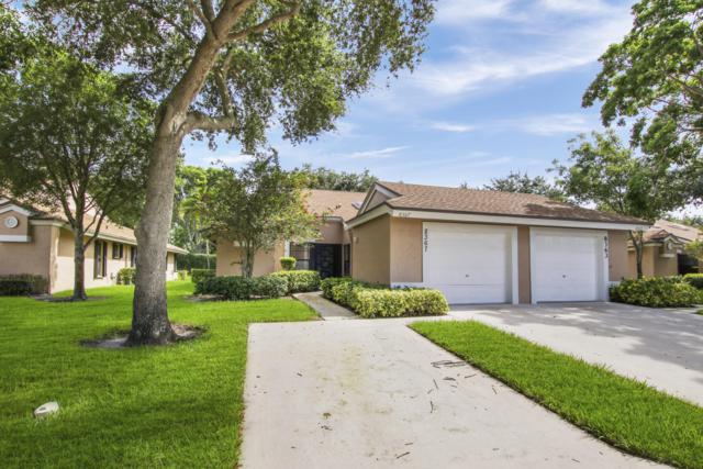 8367 Springlake Drive, Boca Raton, FL 33496 (MLS #RX-10545135) :: The Paiz Group