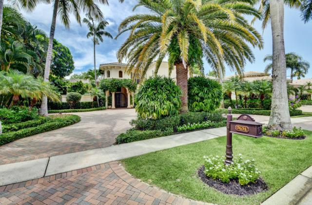 7631 Porto Vecchio Place, Delray Beach, FL 33446 (#RX-10545200) :: Harold Simon with Douglas Elliman Real Estate