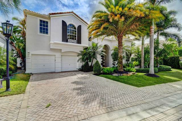 6566 Somerset Circle, Boca Raton, FL 33496 (MLS #RX-10545236) :: Laurie Finkelstein Reader Team