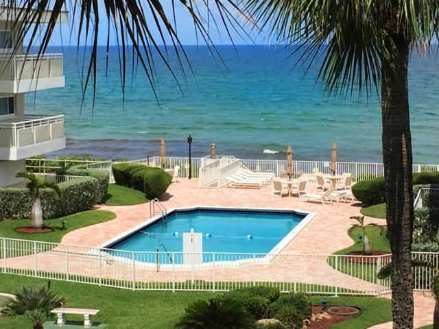 1199 Hillsboro Mile #331, Hillsboro Beach, FL 33062 (#RX-10545300) :: Premier Listings