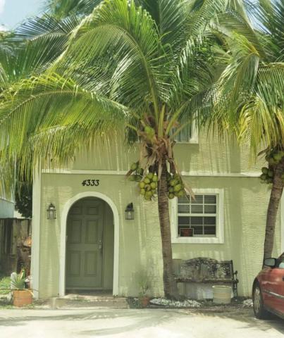 4333 Springfield Street, Lake Worth, FL 33461 (#RX-10545329) :: Ryan Jennings Group