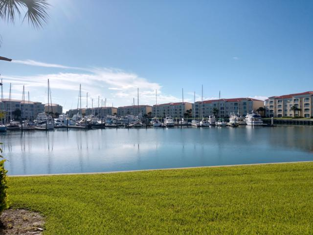 11 Harbour Isle Drive W #104, Fort Pierce, FL 34949 (#RX-10545640) :: Ryan Jennings Group