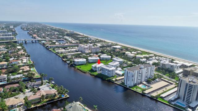 2150 S Ocean Boulevard 6E, Delray Beach, FL 33483 (MLS #RX-10546213) :: Berkshire Hathaway HomeServices EWM Realty