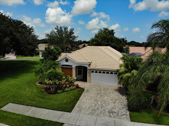 448 SW Horseshoe Bay, Port Saint Lucie, FL 34986 (#RX-10546766) :: Ryan Jennings Group