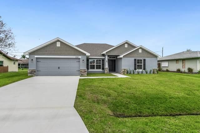 1049 SE Shakespeare Avenue, Port Saint Lucie, FL 34983 (MLS #RX-10547319) :: Berkshire Hathaway HomeServices EWM Realty