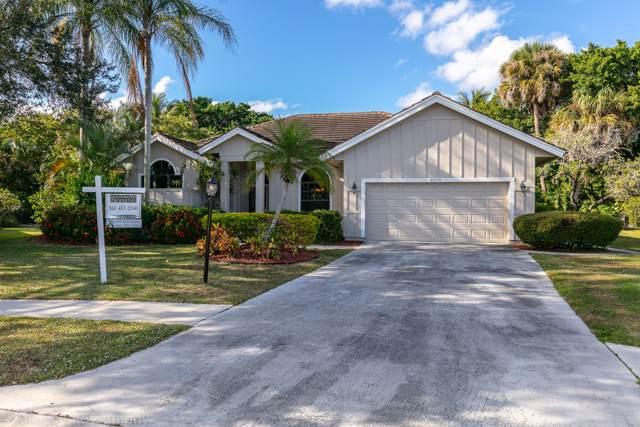 9250 Cypress Hollow Drive, Palm Beach Gardens, FL 33418 (#RX-10547610) :: Ryan Jennings Group
