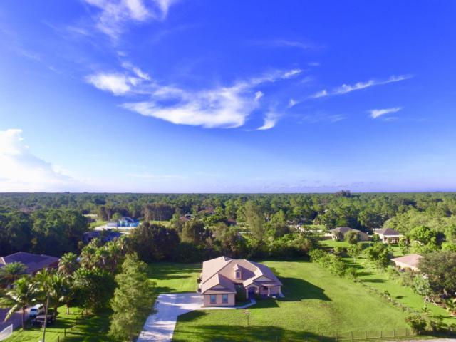17393 Orange Boulevard, Loxahatchee, FL 33470 (MLS #RX-10547929) :: Berkshire Hathaway HomeServices EWM Realty
