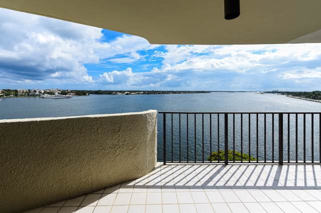 1200 S Flagler Drive #803, West Palm Beach, FL 33401 (#RX-10548354) :: Ryan Jennings Group