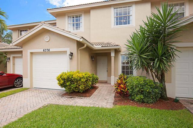 6376 Park Lake Circle, Boynton Beach, FL 33437 (#RX-10548707) :: Ryan Jennings Group