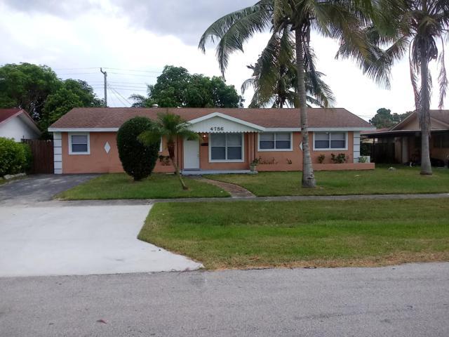 4786 Pine Knott Lane, West Palm Beach, FL 33417 (#RX-10548764) :: Ryan Jennings Group