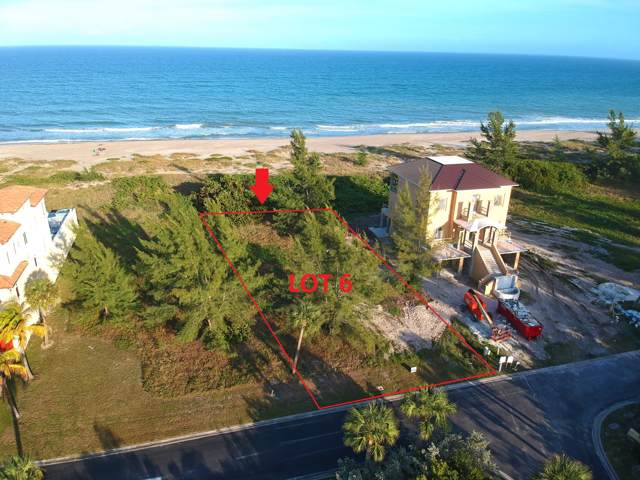 0 S Ocean Drive Lot 6, Hutchinson Island, FL 34949 (#RX-10548838) :: Ryan Jennings Group