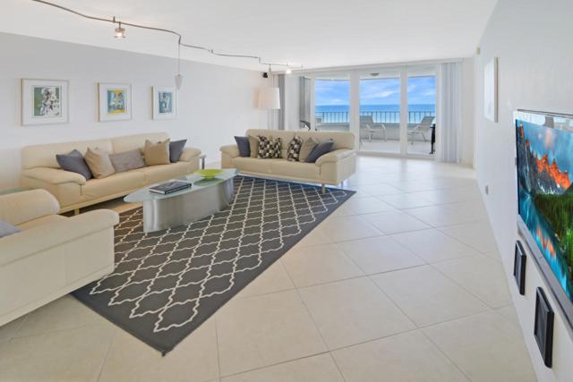 500 S Ocean Boulevard #808, Boca Raton, FL 33432 (MLS #RX-10549682) :: Berkshire Hathaway HomeServices EWM Realty