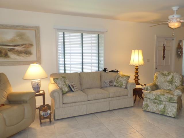 10145 45th Avenue S #435, Boynton Beach, FL 33436 (#RX-10549989) :: Weichert, Realtors® - True Quality Service