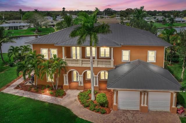 703 Ramie Court, Port Saint Lucie, FL 34952 (MLS #RX-10551728) :: Laurie Finkelstein Reader Team