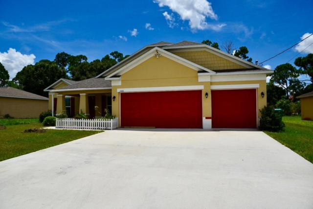1326 SW Hunnicut Avenue, Port Saint Lucie, FL 34953 (#RX-10552283) :: Ryan Jennings Group