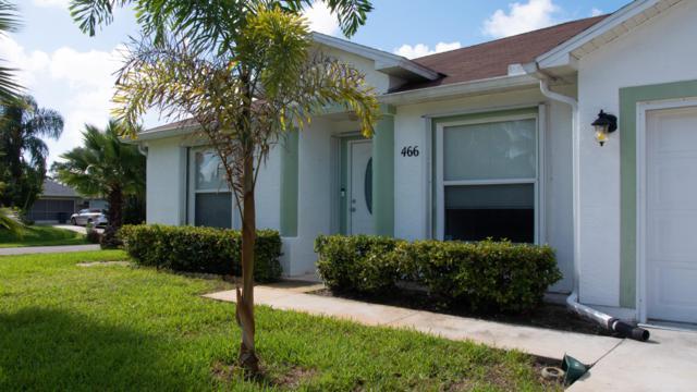 466 SE Nome Drive, Port Saint Lucie, FL 34984 (#RX-10553041) :: Ryan Jennings Group
