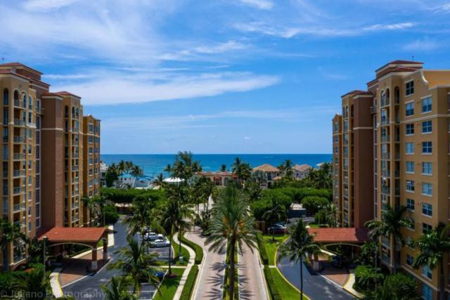 3606 S Ocean Boulevard #1001, Highland Beach, FL 33487 (#RX-10553079) :: Ryan Jennings Group