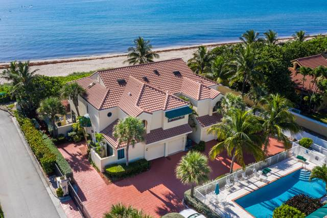 11545 Old Ocean Boulevard A, Boynton Beach, FL 33435 (#RX-10554092) :: Ryan Jennings Group