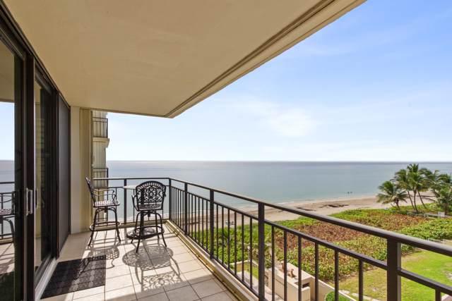 3009 S Ocean Boulevard #503, Highland Beach, FL 33487 (#RX-10554924) :: Ryan Jennings Group