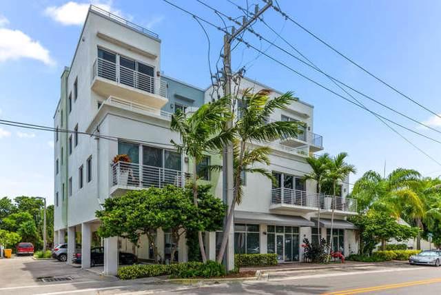 110 SE 2nd Street #201, Delray Beach, FL 33444 (#RX-10555801) :: The Reynolds Team/ONE Sotheby's International Realty