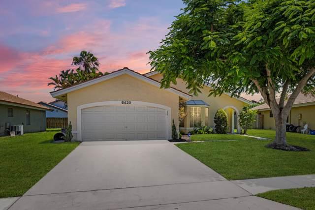 5420 Jason Court, Boynton Beach, FL 33472 (MLS #RX-10556374) :: The Paiz Group