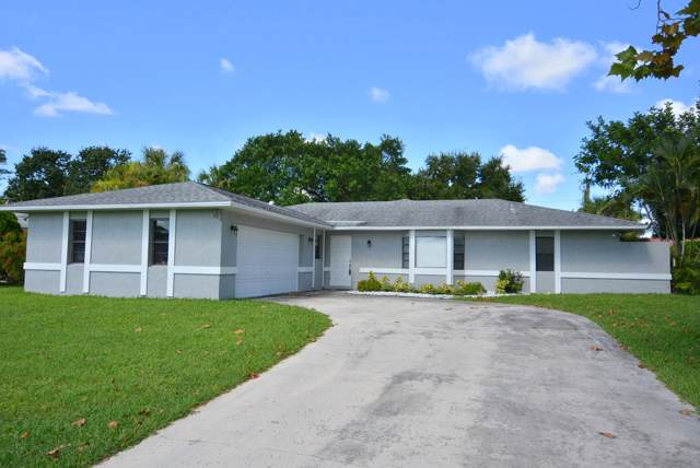 2316 SW Lejune Street, Port Saint Lucie, FL 34953 (#RX-10556975) :: Ryan Jennings Group