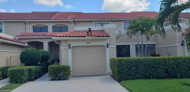 914 Windermere Way, Palm Beach Gardens, FL 33418 (#RX-10557088) :: Ryan Jennings Group