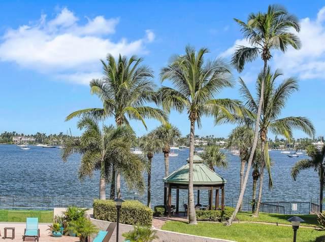 5200 N Flagler Drive #205, West Palm Beach, FL 33407 (#RX-10557261) :: Ryan Jennings Group
