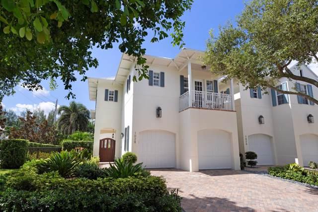 1028 Bay Street, Delray Beach, FL 33483 (MLS #RX-10557589) :: Berkshire Hathaway HomeServices EWM Realty