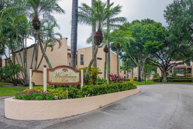 6454 Pumpkin Seed Circle #109, Boca Raton, FL 33433 (MLS #RX-10557756) :: Castelli Real Estate Services
