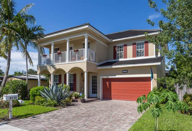 1713 NE 16th Terrace, Fort Lauderdale, FL 33305 (#RX-10558118) :: Ryan Jennings Group