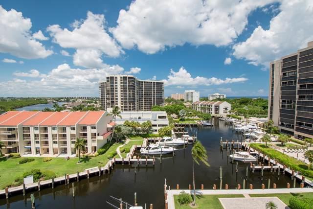 4750 S Ocean Boulevard #803, Highland Beach, FL 33487 (MLS #RX-10558509) :: Castelli Real Estate Services