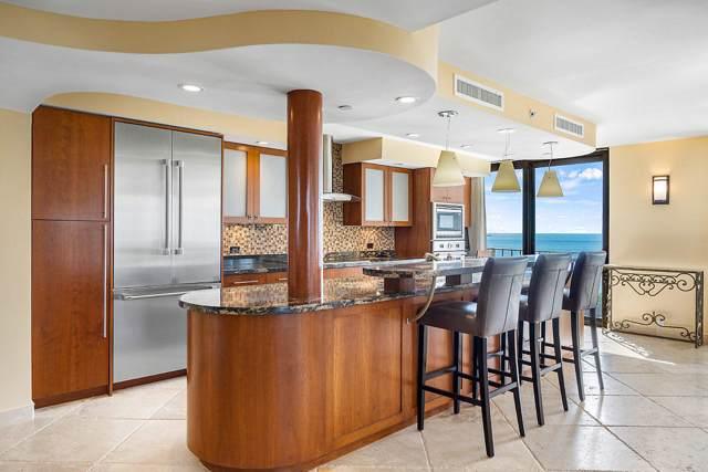 3360 S Ocean Boulevard 3Fii, Palm Beach, FL 33480 (#RX-10558960) :: Ryan Jennings Group