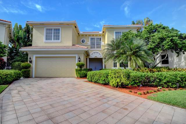 4187 NW Briarcliff Circle, Boca Raton, FL 33496 (#RX-10559506) :: The Reynolds Team/ONE Sotheby's International Realty