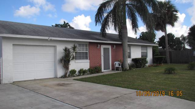 356 Selva Terrace, West Palm Beach, FL 33415 (MLS #RX-10559579) :: Berkshire Hathaway HomeServices EWM Realty