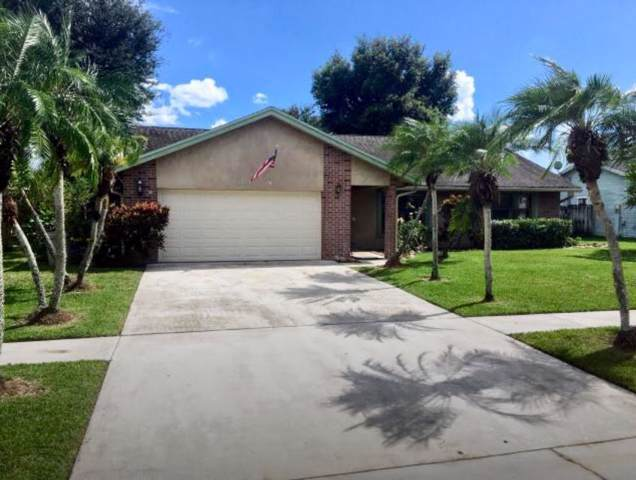 364 La Mancha Avenue, Royal Palm Beach, FL 33411 (MLS #RX-10559781) :: Laurie Finkelstein Reader Team