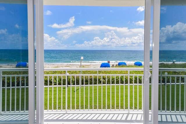 2780 S Ocean Boulevard #201, Palm Beach, FL 33480 (MLS #RX-10560629) :: The Paiz Group