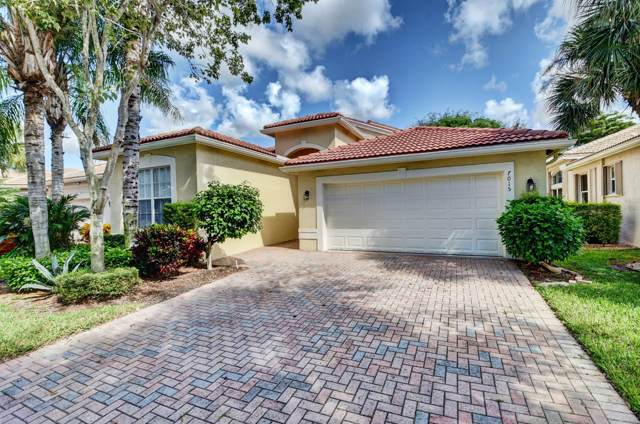 7015 Imperial Beach Circle, Delray Beach, FL 33446 (MLS #RX-10560798) :: Castelli Real Estate Services