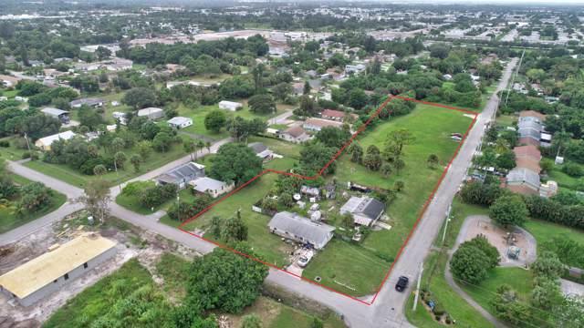 2707 Old Military Trail, West Palm Beach, FL 33417 (MLS #RX-10560935) :: Laurie Finkelstein Reader Team