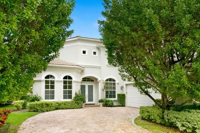 110 Tranquilla Drive, Palm Beach Gardens, FL 33418 (#RX-10560985) :: Ryan Jennings Group