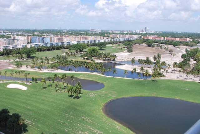 1755 E Hallandale Beach Boulevard 1601E, Hallandale, FL 33009 (#RX-10560996) :: Ryan Jennings Group