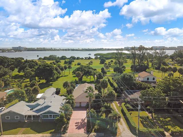1402 N Lakeside Drive, Lake Worth Beach, FL 33460 (MLS #RX-10561346) :: Laurie Finkelstein Reader Team
