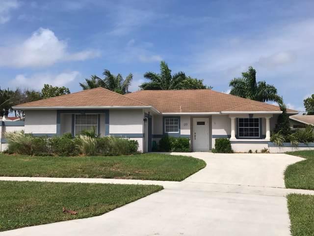 177 Mohigan Circle, Boca Raton, FL 33487 (#RX-10562657) :: Ryan Jennings Group