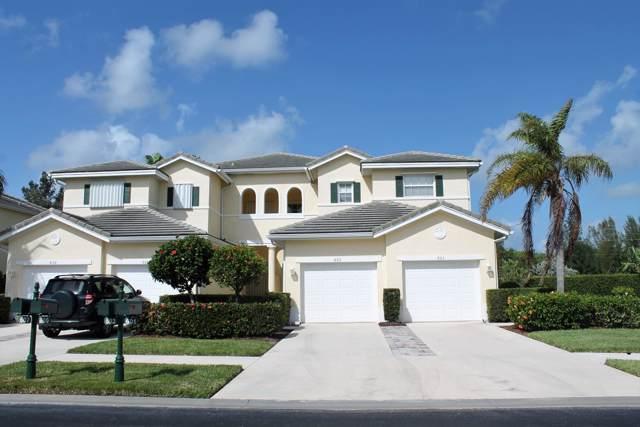 603 Southstar Drive #1002, Fort Pierce, FL 34949 (#RX-10563022) :: Ryan Jennings Group