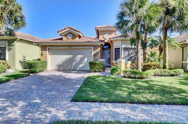9583 Isles Cay Drive, Delray Beach, FL 33446 (#RX-10563153) :: Ryan Jennings Group