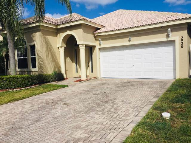 3028 Calle Valencia, West Palm Beach, FL 33409 (MLS #RX-10563248) :: The Jack Coden Group
